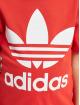 adidas Originals Tričká Trefoil èervená