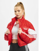 adidas Originals Vattert jakker Cropped red
