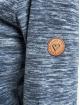 Alife & Kickin Kurtki przejściowe Charlotte Downlook Fleece niebieski