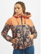 Alife & Kickin Zimné bundy Black Mamba oranžová