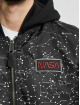 Alpha Industries Bomber jacket Ma-1 LW HD Nasa Glow Reversible black