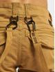Alpha Industries Cargo pants Utility hnědožlutý
