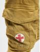 Alpha Industries Spodnie Chino/Cargo Rescue khaki