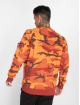 Alpha Industries Sweat & Pull X-Fit camouflage 4