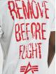 Alpha Industries T-Shirt RBF Moto blanc