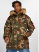 Alpha Industries Winterjacke N3B Airbone camouflage 2
