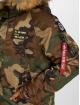 Alpha Industries Winterjacke N3B Airbone camouflage 4