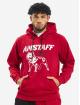 Amstaff Hoodie Logo 2.0 red