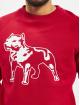 Amstaff Pullover Logo 2.0 red