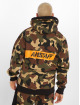 Amstaff Sweat capuche Tafio camouflage 1