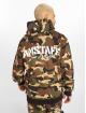 Amstaff Sweat capuche zippé Tafio camouflage 1