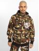 Amstaff Sweat capuche zippé Tafio camouflage 2