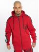 Amstaff Sweat capuche zippé Avator rouge 2