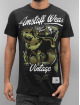 Amstaff T-Shirt Perro noir