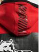 Amstaff Zip Hoodie Artras červený