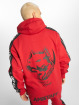 Amstaff Zip Hoodie Avator красный 1