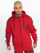 Amstaff Zip Hoodie Avator red 2