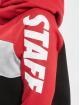 Babystaff Hoodie Aruna röd