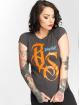 Babystaff t-shirt Nukop grijs 3
