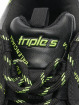 Balenciaga Sneakers Triple S Allover Logo czarny