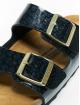 Birkenstock Claquettes & Sandales Arizona BF noir 8