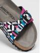 Birkenstock Sandalen Madrid TEX schwarz 6