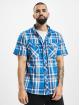 Brandit Camicia Roadstar blu