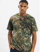 Brandit Camiseta Basic Premium camuflaje