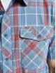 Brandit overhemd Roadstar blauw