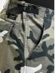 Brandit Short BDU Ripstop grey
