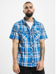 Brandit Skjorte Roadstar blå