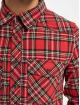 Brandit Skjorte Check rød