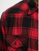Brandit Skjorter Check red 3