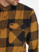 Brixton Shirt Bowery black 1