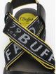 Buffalo London Шлёпанцы London BO черный 4