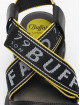 Buffalo London Claquettes & Sandales London BO noir