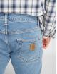 Carhartt WIP Straight Fit Jeans Mills Klondike blau 3