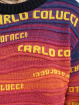 Carlo Colucci Sweat & Pull Logo bleu