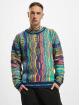 Carlo Colucci Swetry Style niebieski