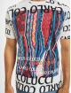 Carlo Colucci T-Shirt Lettering blanc