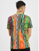 Carlo Colucci T-Shirt Retro multicolore