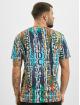 Carlo Colucci t-shirt Alloverprint wit