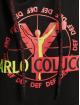 Carlo Colucci x DEF Mikiny Logo èierna