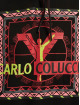 Carlo Colucci x DEF Mikiny Logo II èierna