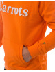Carrots Hoody Wordmark orange 3