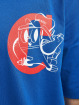 Caterpillar T-Shirt Vintage Print blue