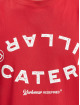 Caterpillar T-Shirt Vintage Workwear red