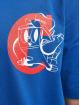 Caterpillar T-Shirty Vintage Print niebieski
