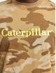 Caterpillar Tričká Classic maskáèová