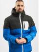 Cayler & Sons Puffer Jacket WL Statement Pocket blau